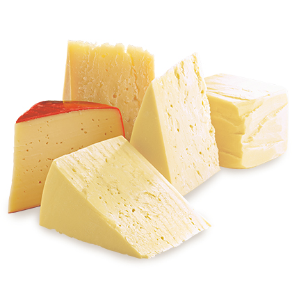 5-Cheese Italian Blends