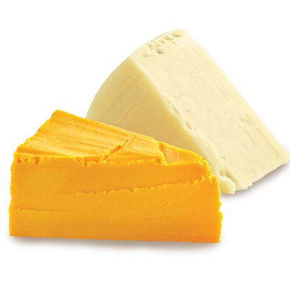 2-Cheese Cheddar Blends